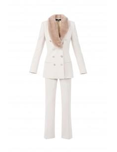 Outfit mit Jacke und Hose - Elisabetta Franchi
