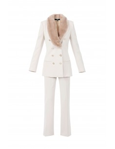 Outfit with Jacket and Trousers - Elisabetta Franchi