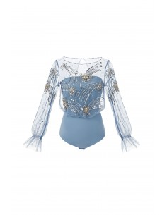 Body embroidery - Elisabetta Franchi