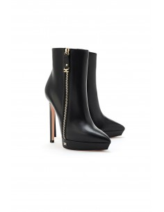 Pointy Ankle Boots -...