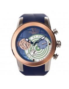 Mulco Watch Street Paris in Blue - MW3-15069-043