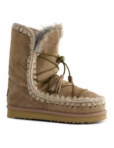 Boots Eskimo Dreamcatcher in Color Camel - Mou