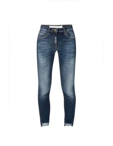 Asymmetrical Jeans - Elisabetta Franchi - pj09m81e2_ 139