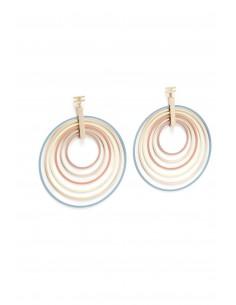 Hoops - Earrings - Elisabetta Franchi - or15r81e2_111