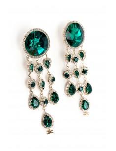 Boucles d'oreilles avec des pierres - Elisabetta Franchi - OR02A82E2_P26
