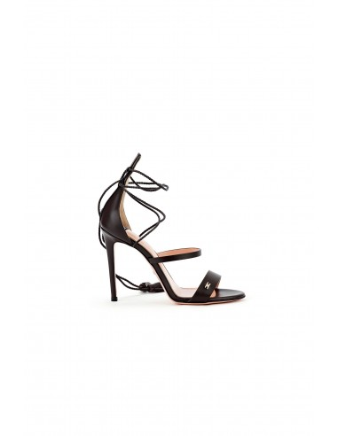 Sandals with tassels - Elisabetta Franchi - SA42S82E2_110