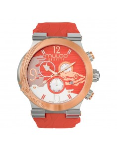 Mulco Watch Gravity Jupiter in Coral - MW5-3567-633