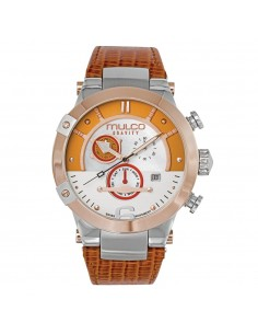 Mulco Watch Gravity Satelite in Brown - MW5-4190-033