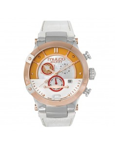 Mulco Watch Gravity Satelite in White - MW5-4190-013