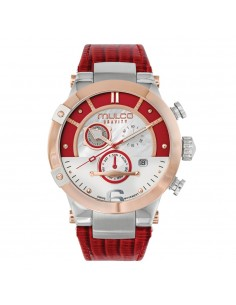 Mulco Watch Gravity Satelite in Red - MW5-4190-063