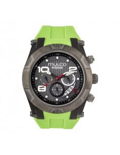 Mulco Watch Kripton Viper in Green - MW5-4828-715