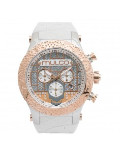 Mulco Watch Couture UK in White - MW5-2331-013