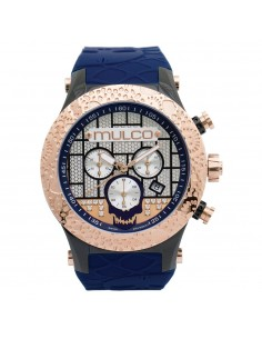 Mulco Watch Couture UK in Navy blue - MW5-2331-043