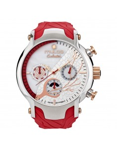 Mulco Watch Enchanted Woods in Red - MW5-3812-063