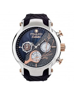 Mulco Watch Enchanted Woods in Black - MW5-3812-021