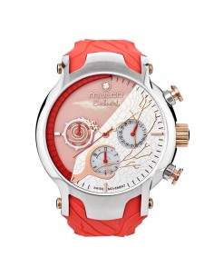 Mulco Reloj Enchanted Woods in Coral - MW5-3812-633