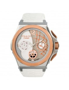 Mulco Watch Enchanted Shell in White - MW5-3813-013