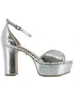 Sandalen mit Plattform - Schutz - S2034600100002