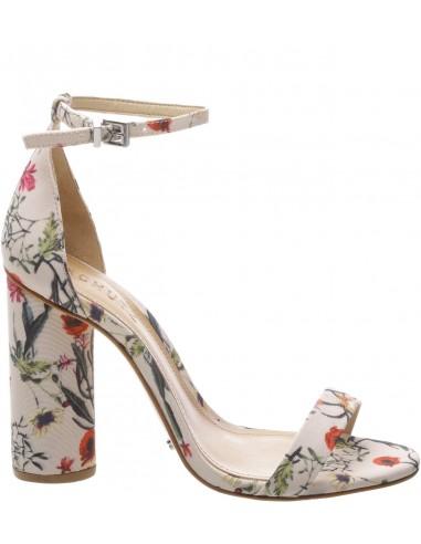 Sandálias com padrão de flores - Schutz - s2043500070014