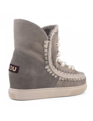 Sneaker Studs Wedge Inner Grey Eskimo Pearl Mou PZuXik
