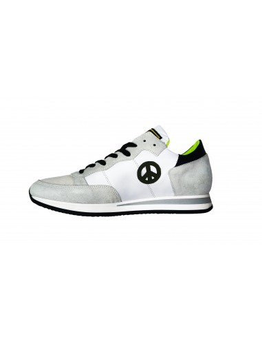 Sneaker PHILIPPE MODEL in wit en...