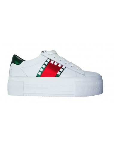 Sneaker Kennel & Schmenger in white Leather with Studs - 81-27340.623