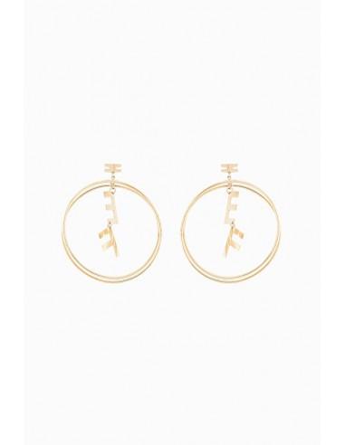 Elisabetta Franchi Earrings Circular - OR71B86E2_604