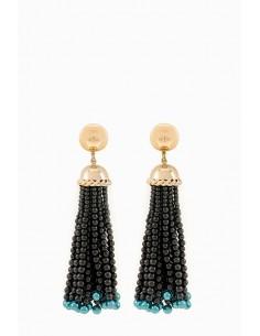 Boucles d'oreilles Elisabetta Franchi avec perles - OR26B88E2