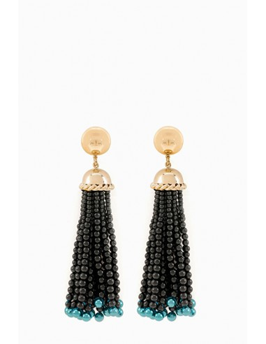 Elisabetta Franchi earrings with pearls - OR26B88E2