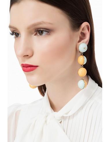 Elisabetta Franchi Earrings with balls