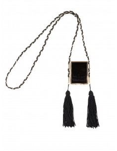 Necklace with mirror - Elisabetta Franchi - CO20A88E2
