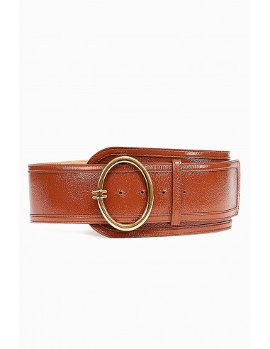 Belt with ring - Elisabetta Franchi - CT69S87E2