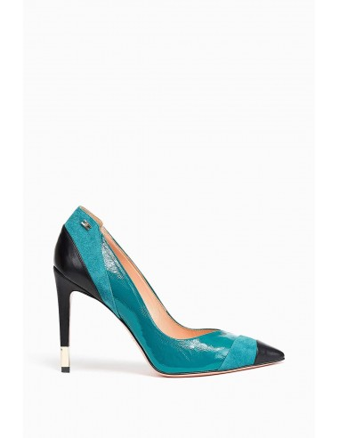 Pumps with pointed toe - Elisabetta Franchi - SA23F87E2