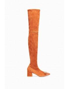 Boots with logo - Elisabetta Franchi - SA01L86E2