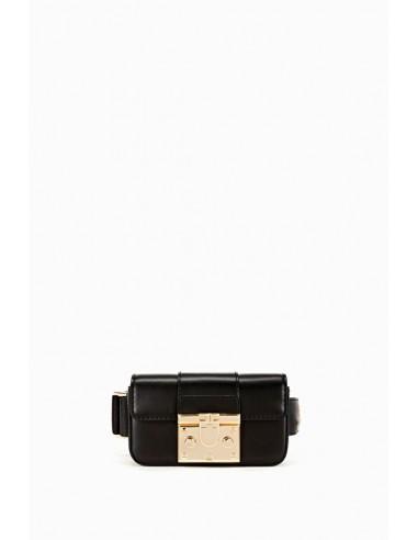 KIKI Bag Pacote De Cintura - Elisabetta Franchi - BMC0180EC