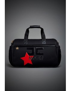 Travel bag with star - Elisabetta Franchi - BS35A86E2