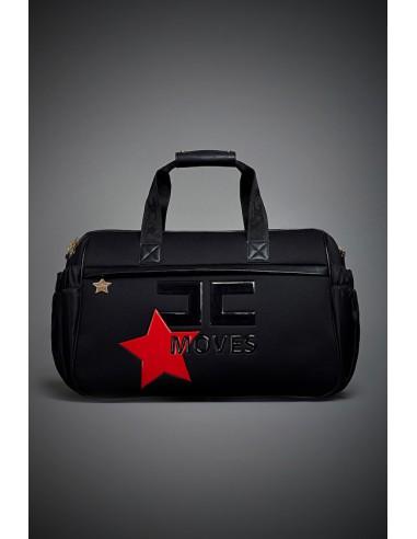 Reisetasche mit Stern - Elisabetta Franchi - BS35A86E2