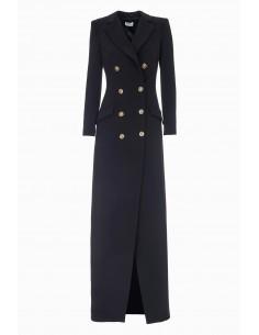 Vestido de doble pecho - Elisabetta Franchi - AB56787E2