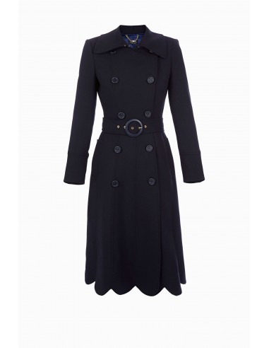 Coat with belt - Elisabetta Franchi - CP00986E2