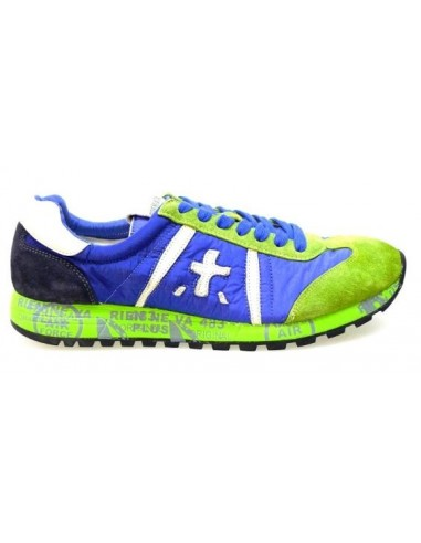 Sneakers in Blue / Green - Premiata