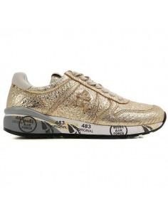 Premiata Sneakers in Gold...