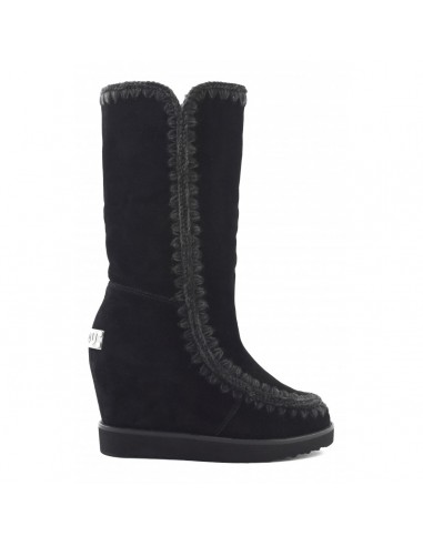 Boot Eskimo french toe tall  - MOU - 8.21_ftweskital_bkbk