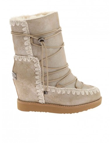 official photos 008e0 196f4 Boot French Toe Eskimo lace-up