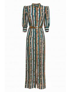 Dress with shirt blouse - Elisabetta Franchi - AB73091E2