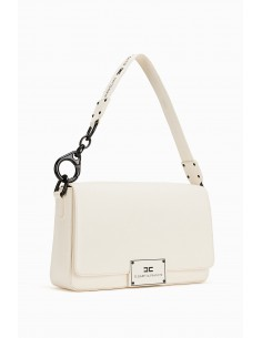 Large bag with snap hook - Elisabetta Franchi - BS07A91E2