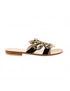 Sandalen mit Wassersteinen - Paola Fiorenza