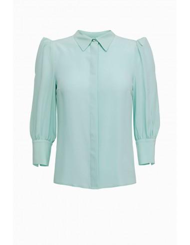 Camisa blusa con mangas 3/4 - Elisabetta Franchi - CA19291E2