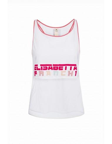 Top desportivo - Elisabetta Franchi - CN01491E2