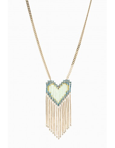 Lange Halskette mit Herz - Elisabetta Franchi - CO05F92E2