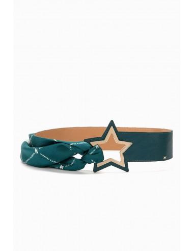 Cinturón con bufanda - Elisabetta Franchi - CT05S91E2